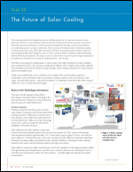 Task 53: The Future of Solar Cooling